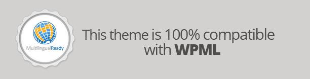 wpml - Sommerce Shop - A Versatile E-commerce Theme