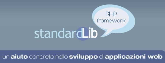 standardLib: un aiuto concreto nello sviluppo di applicazioni web