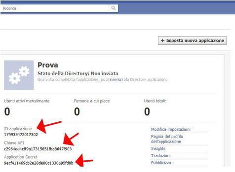 CONFIGURARE FBca