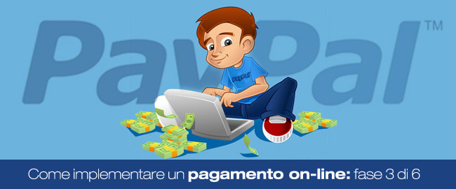 Come implementare un pagamento online: Le procedure generali (3/6)
