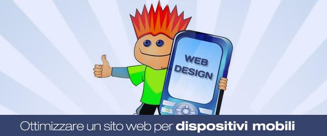Spunti su come ottimizzare un sito web per dispositivi mobili
