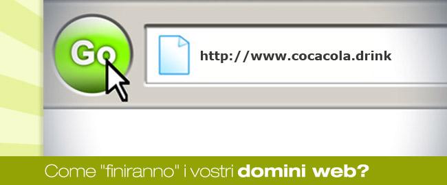 """Come """"finiranno"""" i vostri domini web?"""