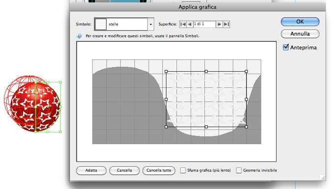 Applicazione della grafica al 3d