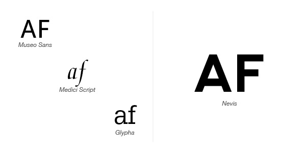 Forma o controforma: idee per costruire il tuo monogramma