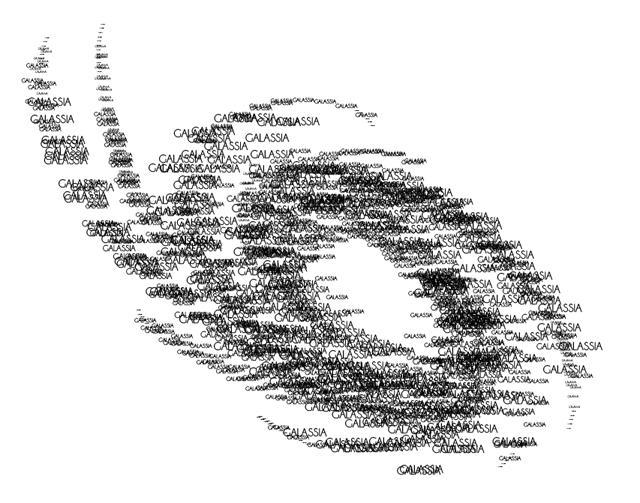 Galassia di lettere