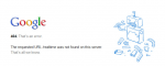 Errore 404 schermata di Google Chrome