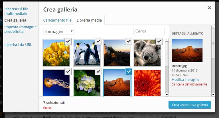 galleria-wordpress
