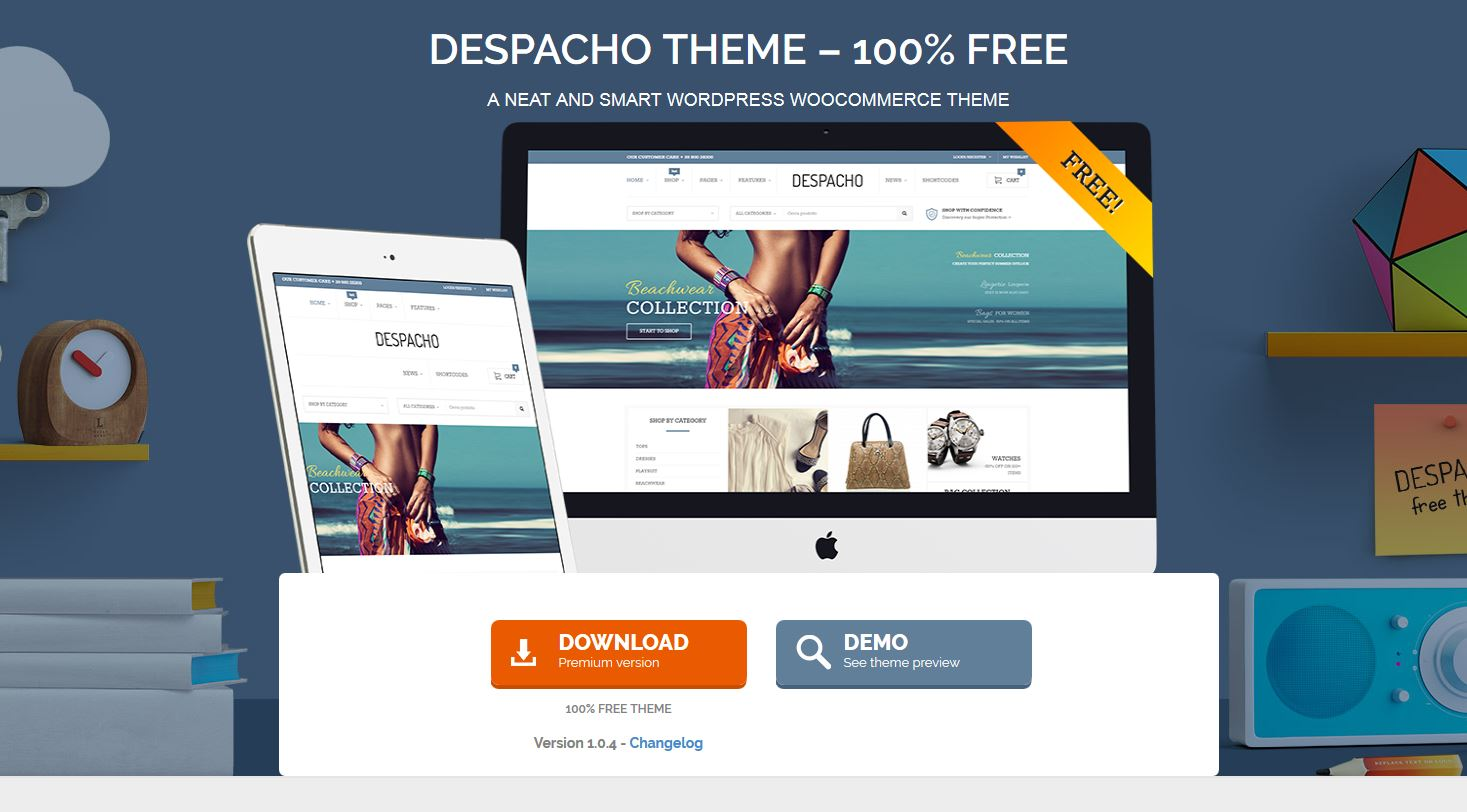 Despacho theme