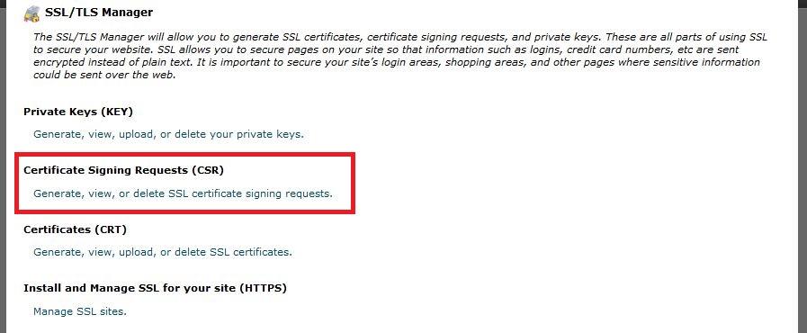 Firma SSL