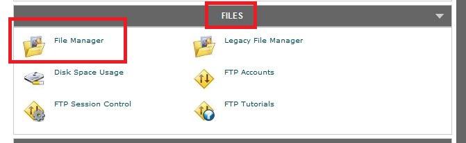 Controllo tramite file HTML