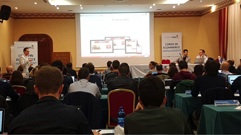 Corso Ecommerce Management - evento
